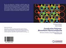 Capa do livro de Conductive Polymer-Biosorbent Nanocomposite