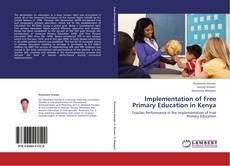 Bookcover of Implementation of Free Primary Education in Kenya