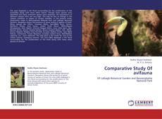 Обложка Comparative Study Of avifauna
