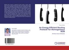 Capa do livro de An Energy-Efficient Routing Protocol for Homogeneous WSN