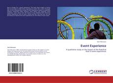 Couverture de Event Experience