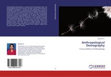 Bookcover of Anthropological Demography