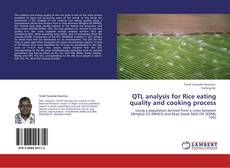 Bookcover of QTL analysis for Rice eating quality and cooking process