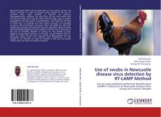 Capa do livro de Use of swabs in Newcastle disease virus detection by RT-LAMP Method