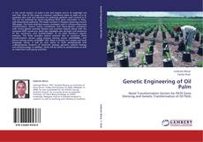 Bookcover of Genetic Engineering of Oil Palm