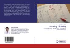 Bookcover of Learning Disability