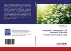 Bookcover of Integrated managment of stem rot of vanila