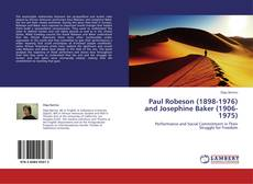 Capa do livro de Paul Robeson (1898-1976) and Josephine Baker (1906-1975)