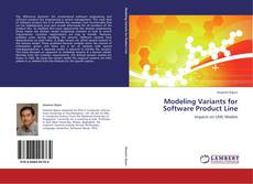 Bookcover of Modeling Variants for Software Product Line