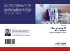 Bookcover of Inborn Errors Of Metabolism