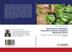 Capa do livro de Nitrification Inhibition Potential of Some Ethiopian Medicinal Herbs