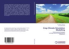 Buchcover von Crop Climate Simulation Modelling