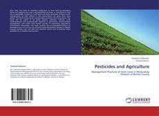 Portada del libro de Pesticides and Agriculture