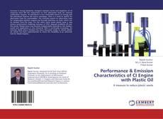 Couverture de Performance & Emission Characteristics of CI Engine with Plastic Oil