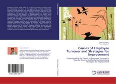 Buchcover von Causes of Employee Turnover and Strategies for Improvement