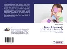 Обложка Gender Differences in Foreign Language Anxiety