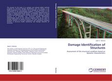 Couverture de Damage Identification of Structures