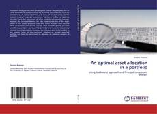 Bookcover of An optimal asset allocation in a portfolio