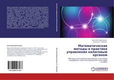 Buchcover von Математические методы в практике управления налоговым органом