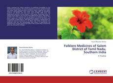 Обложка Folklore Medicines of Salem District of Tamil Nadu, Southern India