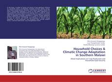 Couverture de Household Choices & Climatic Change Adaptation in Southern Malawi