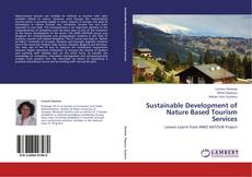 Buchcover von Sustainable Development of Nature Based Tourism Services