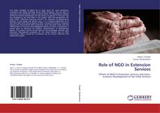 Bookcover of Role of NGO in Extension Services