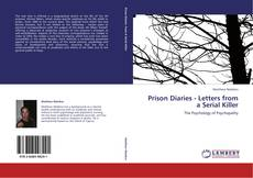 Capa do livro de Prison Diaries - Letters from a Serial Killer