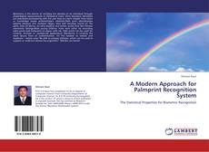 Capa do livro de A Modern Approach for Palmprint Recognition System