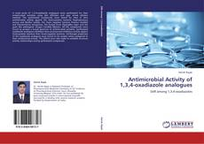 Antimicrobial Activity of 1,3,4-oxadiazole analogues kitap kapağı