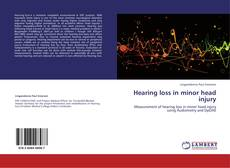 Couverture de Hearing loss in minor head injury