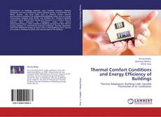 Bookcover of Thermal Comfort Conditions and Energy Efficiency of Buildings