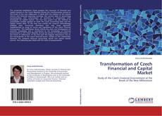 Couverture de Transformation of Czech Financial and Capital Market