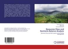 Borítókép a  Resources Flow and Nutrients Balance Analysis - hoz