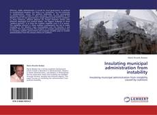 Copertina di Insulating municipal administration from instability