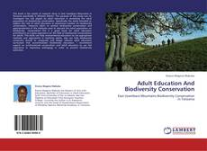Adult Education And Biodiversity Conservation的封面