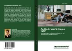 """Capa do livro de Ausländerbeschäftigung """"NEU"""""""