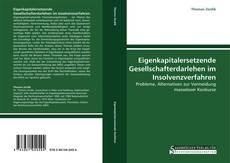Bookcover of Eigenkapitalersetzende Gesellschafterdarlehen im Insolvenzverfahren