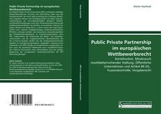 Capa do livro de Public Private Partnership im europäischen Wettbewerbsrecht