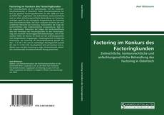 Buchcover von Factoring im Konkurs des Factoringkunden