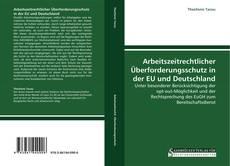 Arbeitszeitrechtlicher Überforderungsschutz in der EU und Deutschland的封面