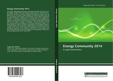 Couverture de Energy Community 2014