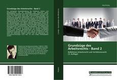 Borítókép a  Grundzüge des Arbeitsrechts - Band 2 - hoz