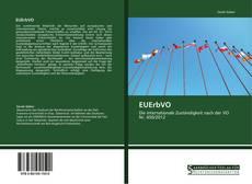 Bookcover of EUErbVO