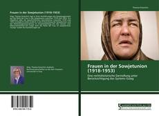 Bookcover of Frauen in der Sowjetunion (1918-1953)