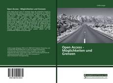 Bookcover of Open Access - Möglichkeiten und Grenzen