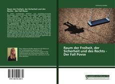 Capa do livro de Raum der Freiheit, der Sicherheit und des Rechts - Der Fall Povse