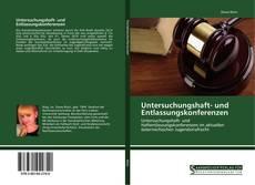 Untersuchungshaft- und Entlassungskonferenzen的封面