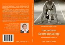 Bookcover of Innovatives Sportsponsoring