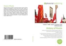 Copertina di History of Russia
